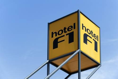 hotelF1 Villemomble : Hotel near Noisy-le-Grand