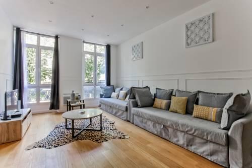 34 Luxury Flat Paris Opera : Apartment near Paris 9e Arrondissement