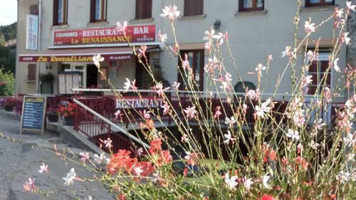 La Renaissance : Hotel near Saint-Cirgues-en-Montagne