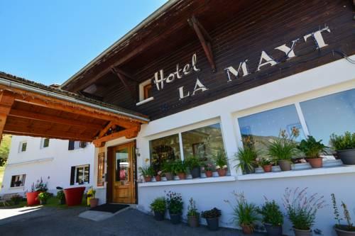 Hôtel Restaurant Bar La Mayt : Hotel near Vars
