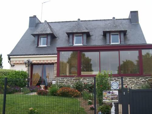 Les Chambres De La Vallée Du Blavet : Bed and Breakfast near Baud