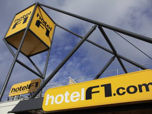 hotelF1 Cambrai : Hotel near Aubencheul-au-Bac