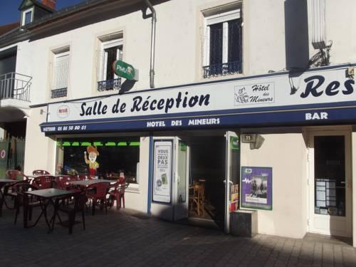 Hôtel des mineurs : Hotel near Sougy-sur-Loire