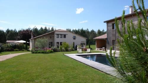 Les maisons d'hôtes de Bouynot : Guest accommodation near Cocumont