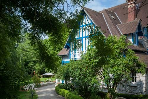 Relais du Silence Le Jardin des Plumes : Hotel near Port-Villez