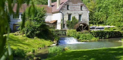Moulin de Mombreux : Hotel near Affringues