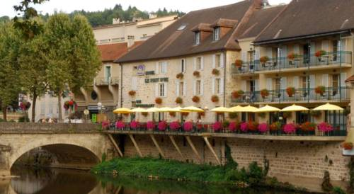 Best Western Le Pont d'Or : Hotel near Issepts
