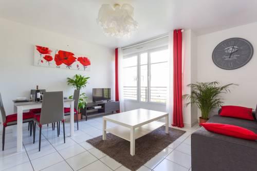 123home-The loft : Apartment near Ferrières-en-Brie