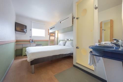 ibis budget Rennes Chantepie : Hotel near Noyal-Châtillon-sur-Seiche