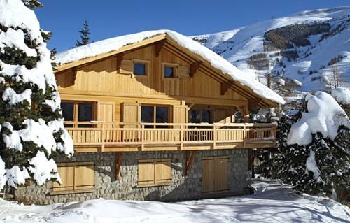 Odalys - Chalet La Muzelle : Guest accommodation near Saint-Christophe-en-Oisans