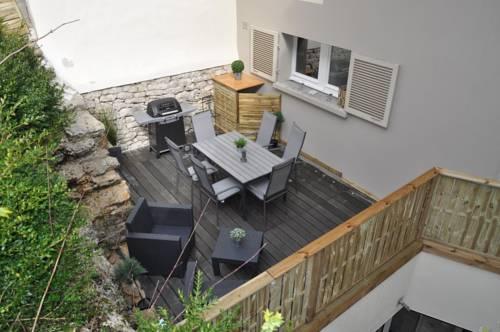 Gîte Le Moirantin : Guest accommodation near Bellignat
