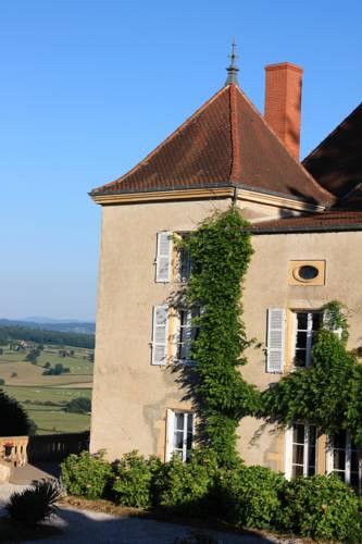 Chateau De Martigny : Guest accommodation near Avrilly