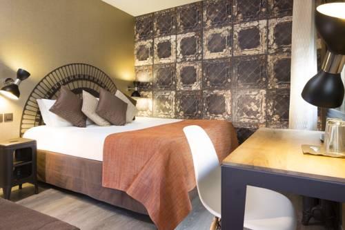 Hotel Espace Champerret : Hotel near Levallois-Perret