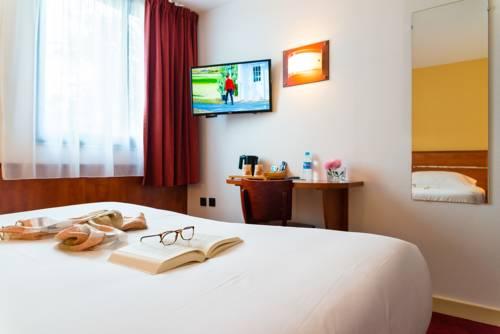 Brit Hotel Rennes St Grégoire – Le Villeneuve : Hotel near Saint-Grégoire