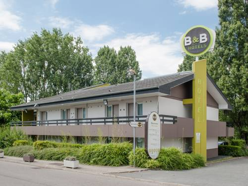 B&B Hôtel Pontault Combault : Hotel near Roissy-en-Brie