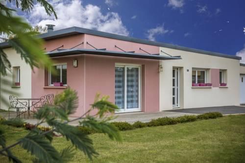 Aux Aquarelles de Linette : Guest accommodation near Treffiagat