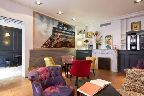 Hotel Excelsior Latin : Hotel near Paris 5e Arrondissement