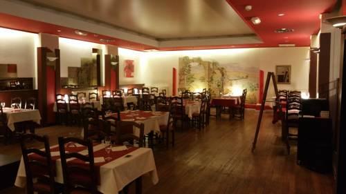 le lutetia : Hotel near Thonne-la-Long