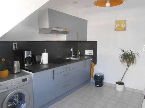 Appart Dubail : Apartment near Lorient