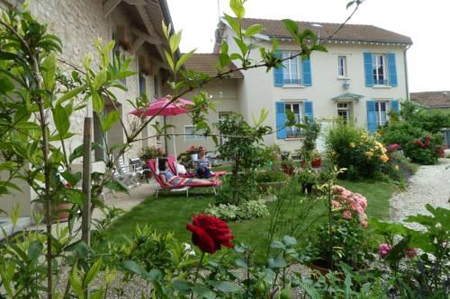 Les chambres d'hôtes Joy : Guest accommodation near Hauviné