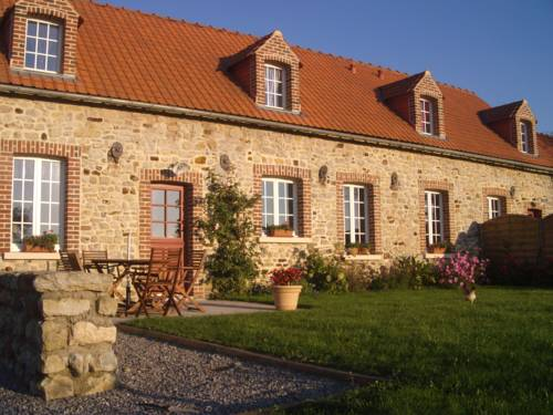 Domaine de la Ronville : Bed and Breakfast near Beuvrequen