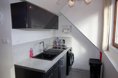Chez Lili : Apartment near Coulogne