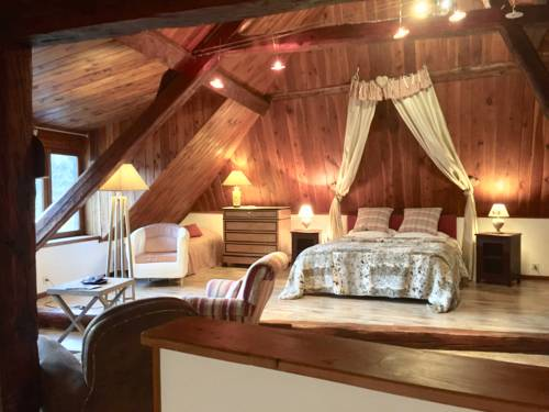 Les Means : Bed and Breakfast near Saint-Vincent-les-Forts