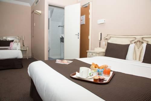 Best Western Select Hotel : Hotel near Marnes-la-Coquette