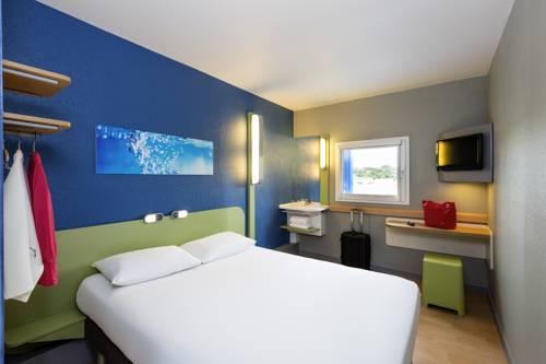 Ibis Budget Angers Parc des Expositions : Hotel near Saint-Barthélemy-d'Anjou