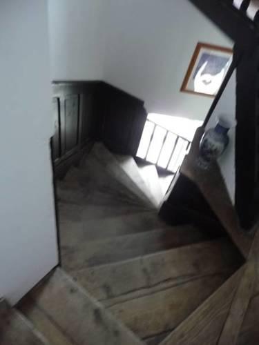 Appartements Chateau de Kervoazec : Apartment near Laz