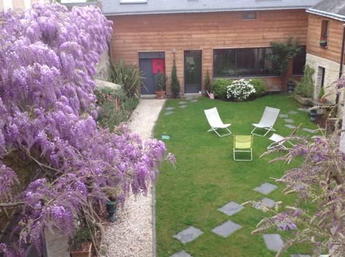 L'Atelier 1 : Apartment near Saint-Barthélemy-d'Anjou