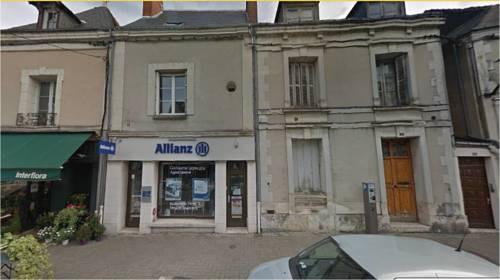 Gite NiLou : Apartment near Pocé-sur-Cisse