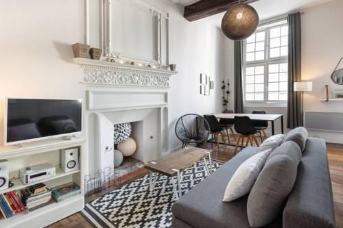 Ty Sauveur : Apartment near Rennes