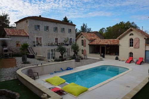 Le Clos des Troubadours : Bed and Breakfast near Aragon