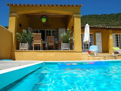 Les Romarins 10 : Guest accommodation near Senez