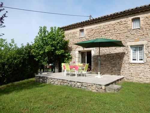Maison De Vacances - Uzer : Guest accommodation near Vinezac