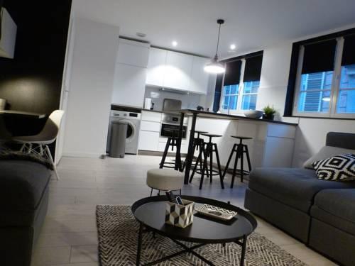 Les Appartements de la Pléiade : Apartment near Strasbourg