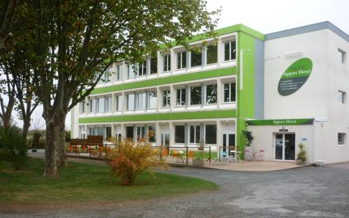 West Appart' Hôtel : Guest accommodation near Niort
