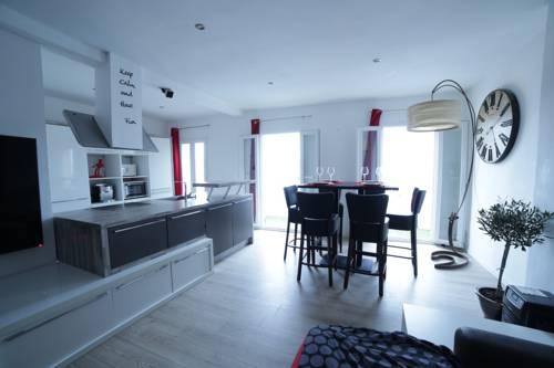 Sublime T4 Design Au Bord de la Mer : Apartment near La Seyne-sur-Mer