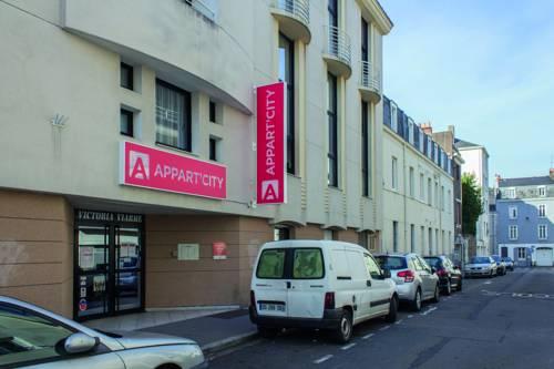 Appart'City Nantes Viarme : Guest accommodation near Nantes