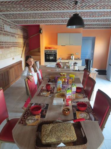 La Tourelle : Bed and Breakfast near Gommecourt