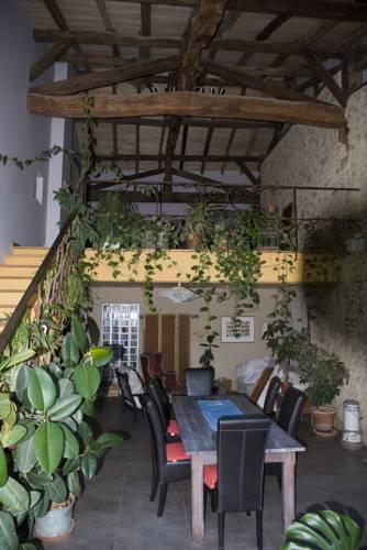 Cavenac lodge Chambres d'hôtes : Bed and Breakfast near Auriac-sur-Dropt