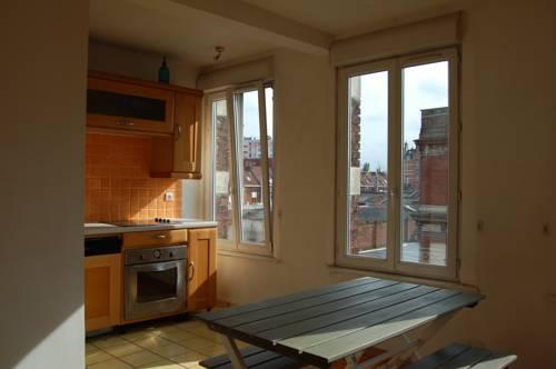 Lille Duplex A Wazemmes : Apartment near Faches-Thumesnil