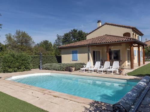 Villa Les Rives de l'Ardeche : Guest accommodation near Sampzon