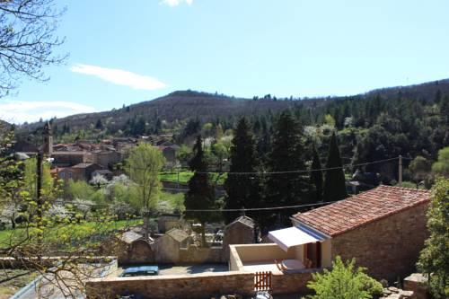 Le Pailler de la Planque : Apartment near Avène