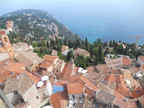 Romantic Hideaway Roquebrune-Cap Martin/Monaco near castle : Guest accommodation near Gorbio