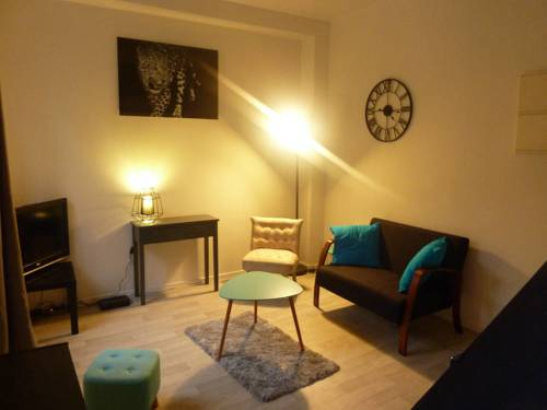 Appartement de charme en centre ville de Rouen : Apartment near Rouen