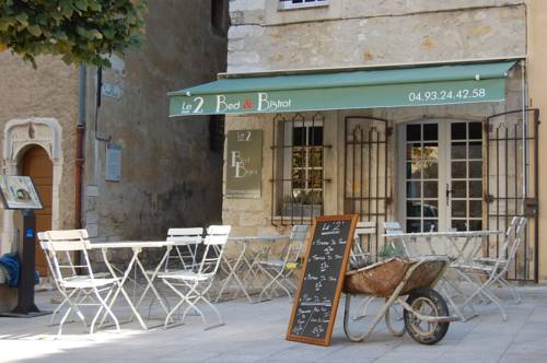 Le 2 : Bed and Breakfast near Vence