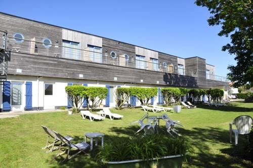 Hôtel Des Argousiers : Hotel near Ambleteuse