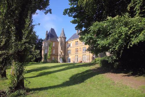 Château De Bellevue : Apartment near Saint-Aignan